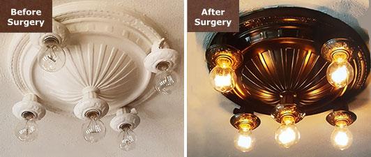 Lighting Restoration Chicago The